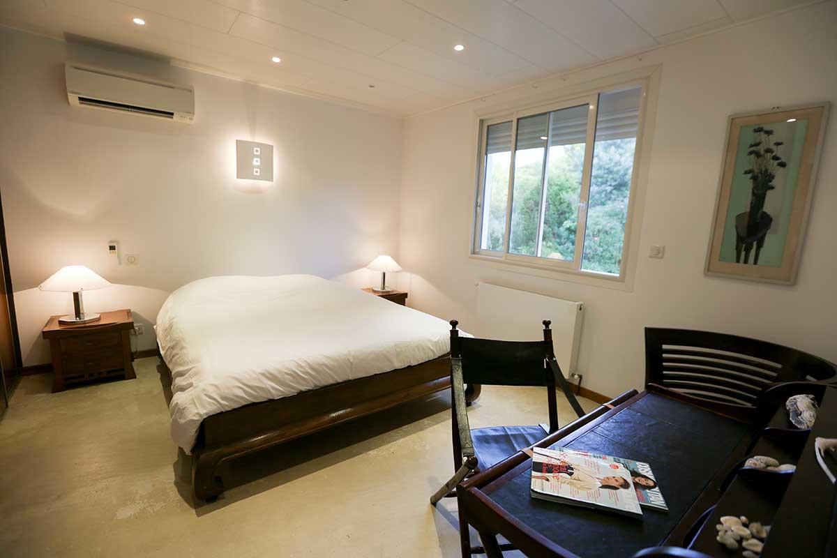location villa vacances porticcio chambre