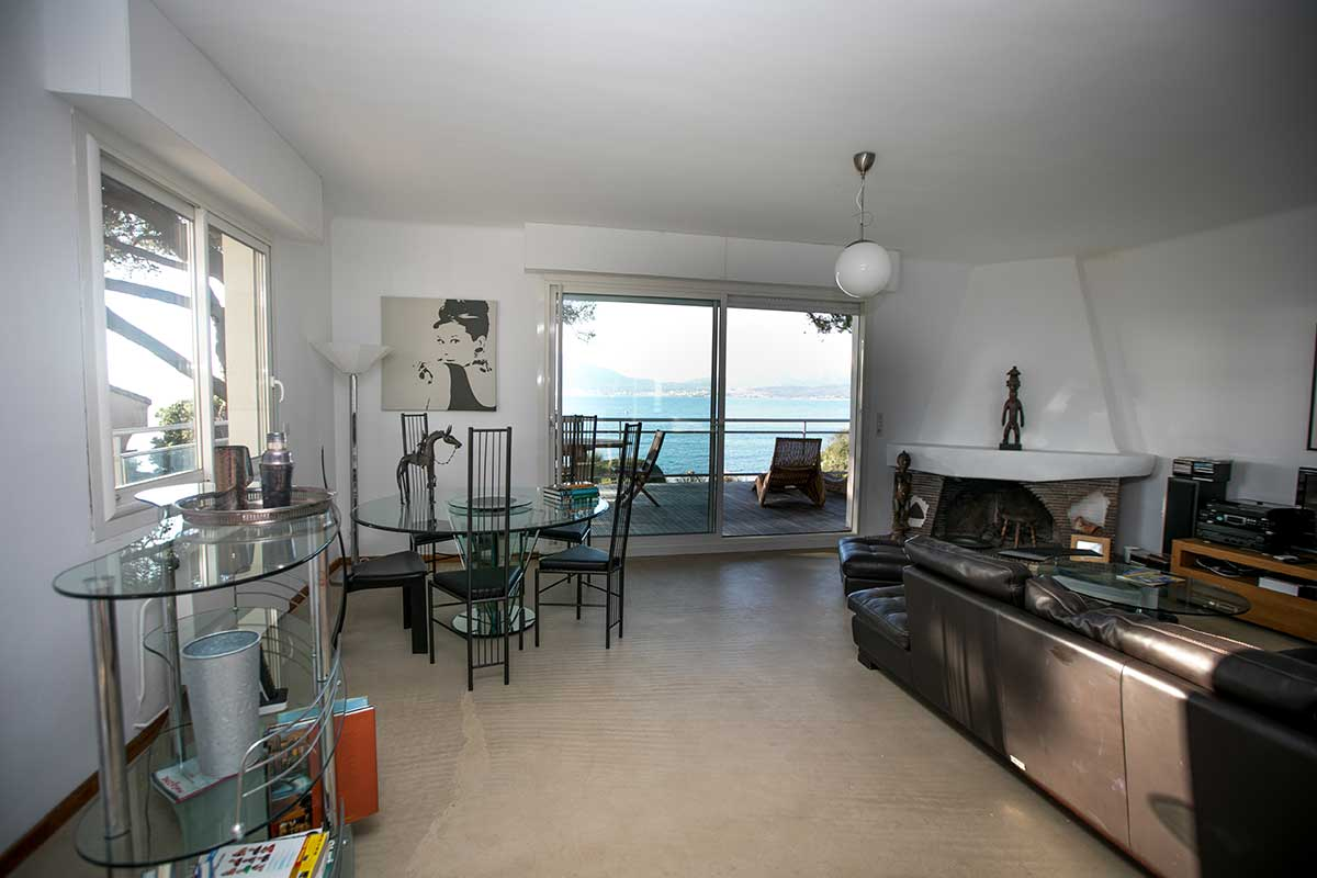 location villa vacances porticcio etage vue mer