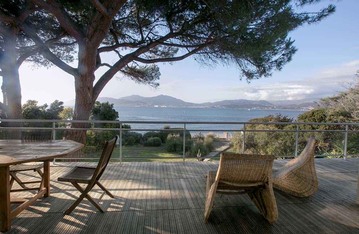location villa vacances porticcio relax