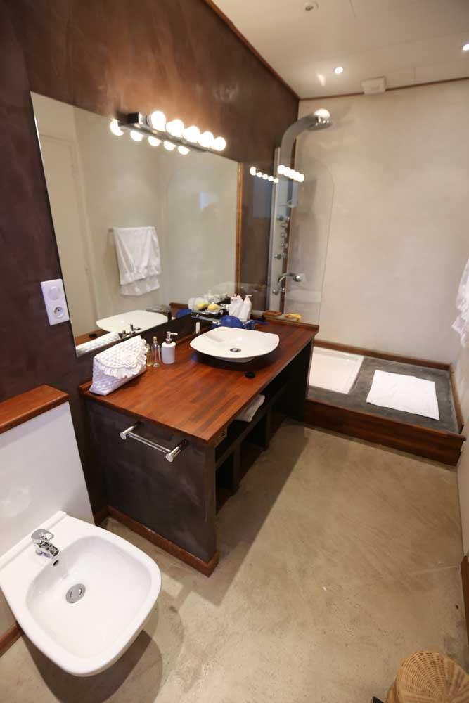location villa vacances porticcio salle d'eau - 2